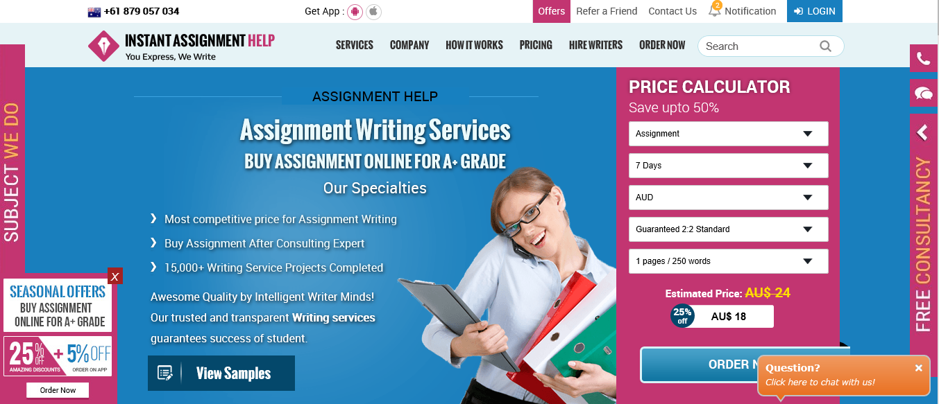 assigment help s finest quality online assignment help services  instant assignment help review aussie essay reviews instant assignment help review