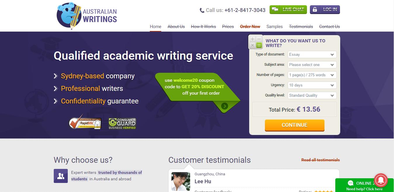 australianwritings