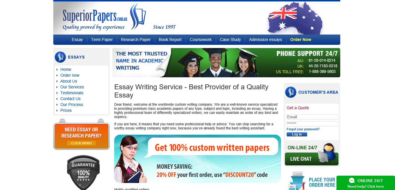 Websites to buy research papers